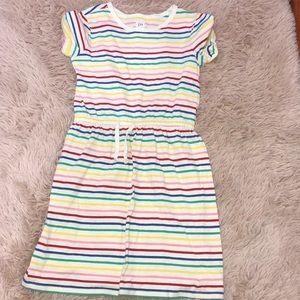 Gap kids girls striped dress